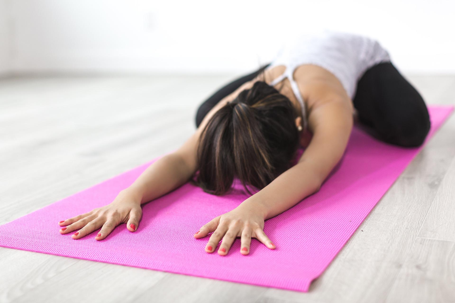 """Yin Yoga Kurs für """"Rücken, Nacken und Schultern""""   19.03.2019"""