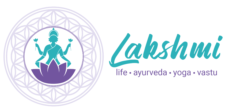 Lakshmi Life Ayurveda Yoga Logo